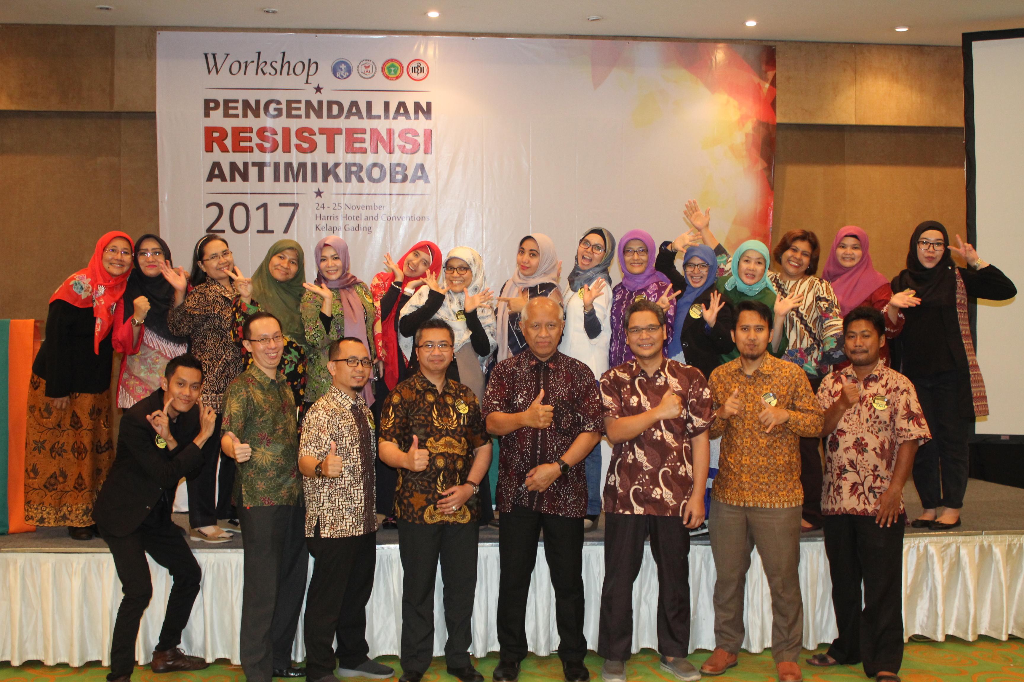 WORKSHOP  Pengendalian Resistensi Antimikroba