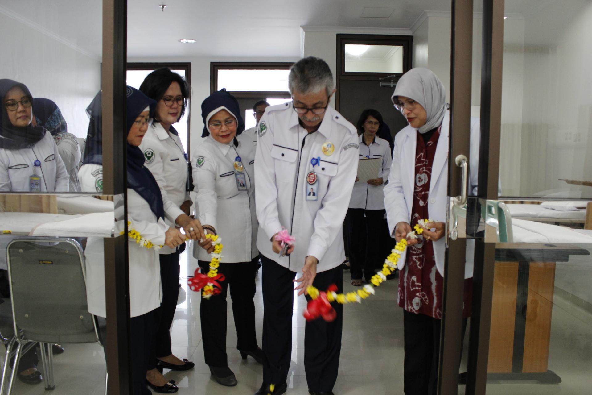 Peresmian Unit Pelayanan One Day Care Kemoterapi