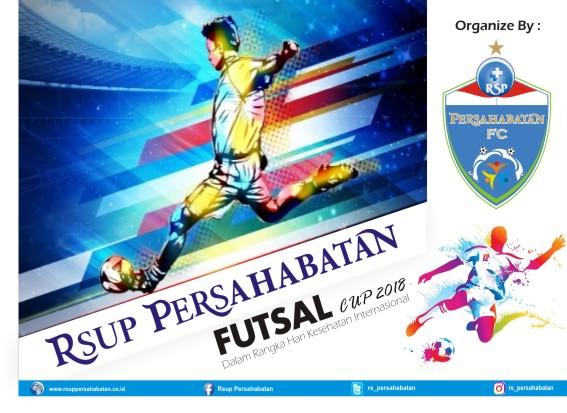 TURNAMEN FUTSAL CUP 2018