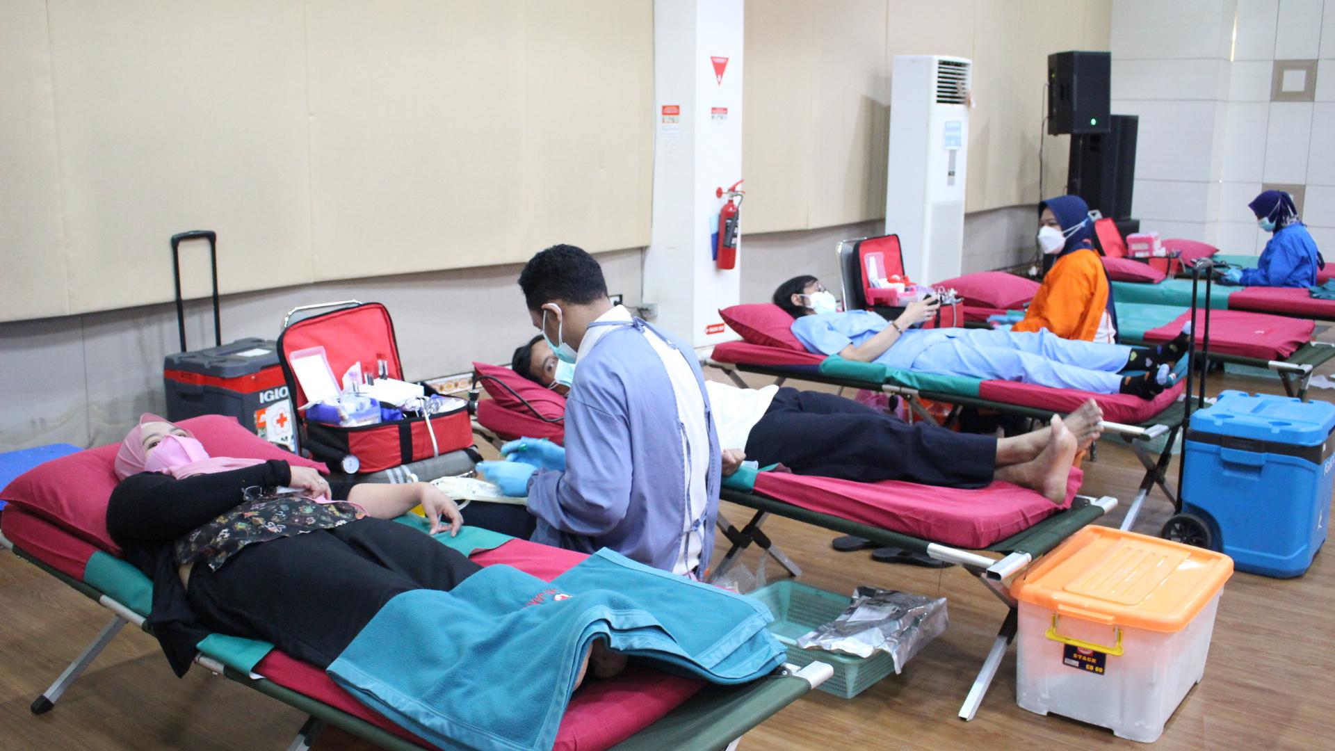 Donor Darah Di Bulan Ramadhan RSUP Persahabatan