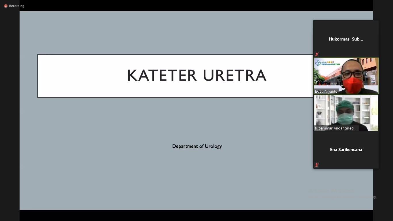 Edukasi Pencegahan Dan Pengendalian Infeksi Catheter Associated Urinary Tract Infection Perawat