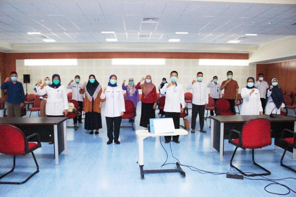Tenaga Bantuan Gelombang V PPSDM Kementerian Kesehatan