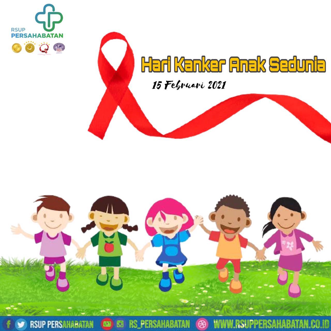 Hari Kanker Anak Sedunia 15 Februari 2021