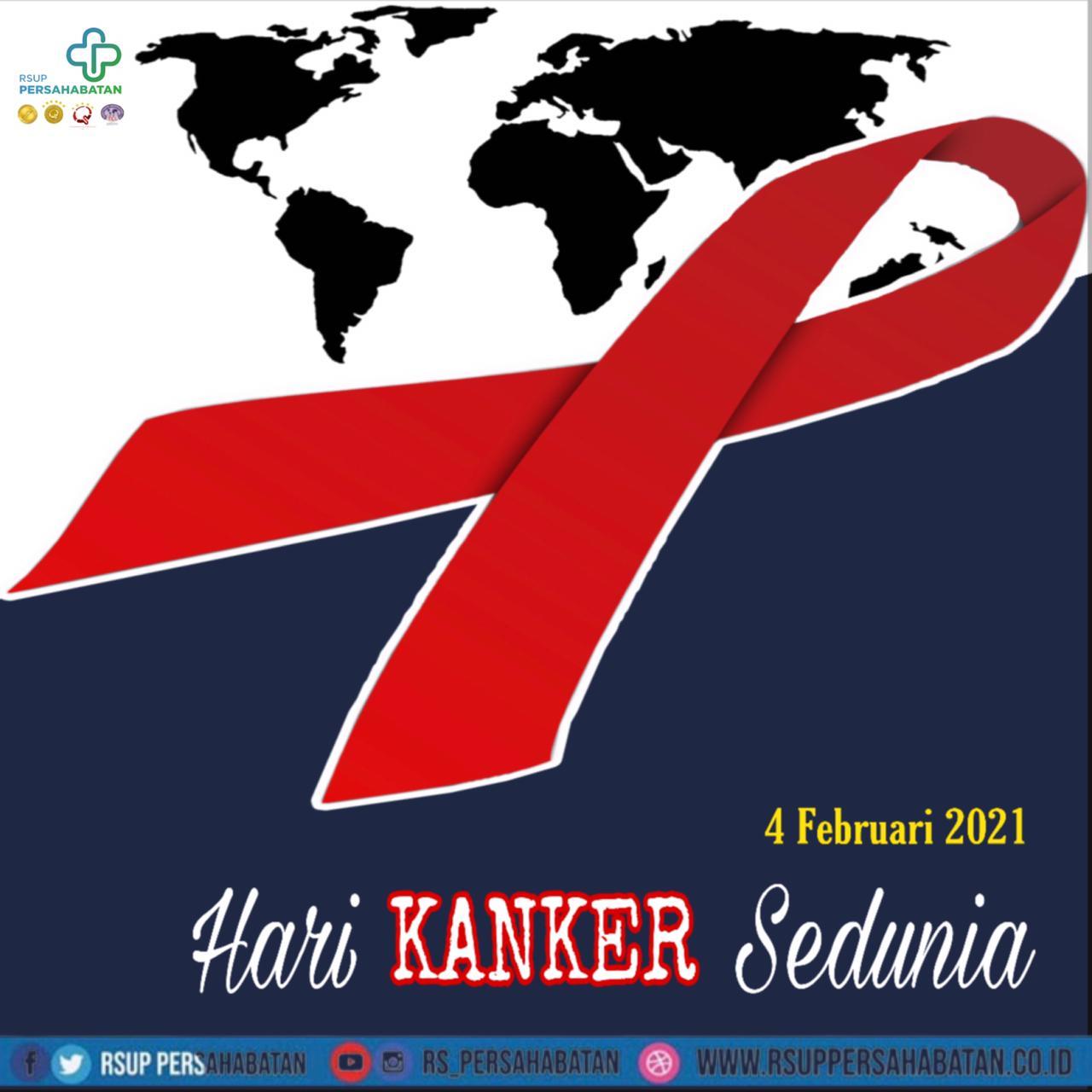 Hari Kanker Sedunia 4 Februari 2021