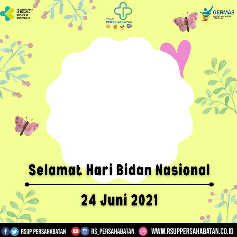 Hari Bidan Nasional Tahun 2021
