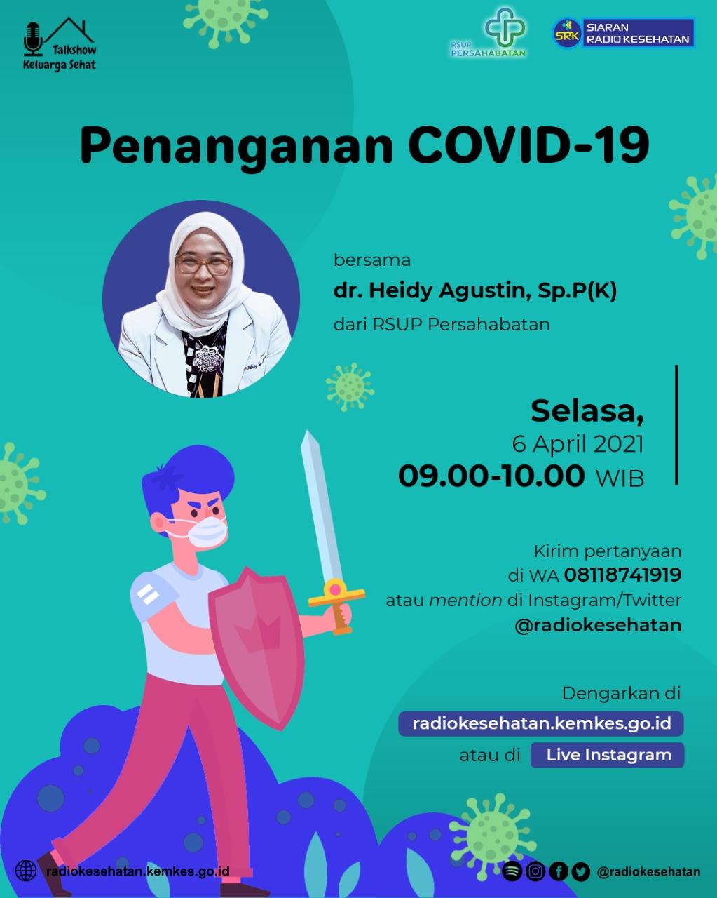 Penanganan Covid-19
