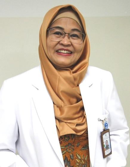 Dr. Dewi Lesthiowati, SpPK (K), M.Kes Kepala Instalasi Laboratorium Sentral Terpadu