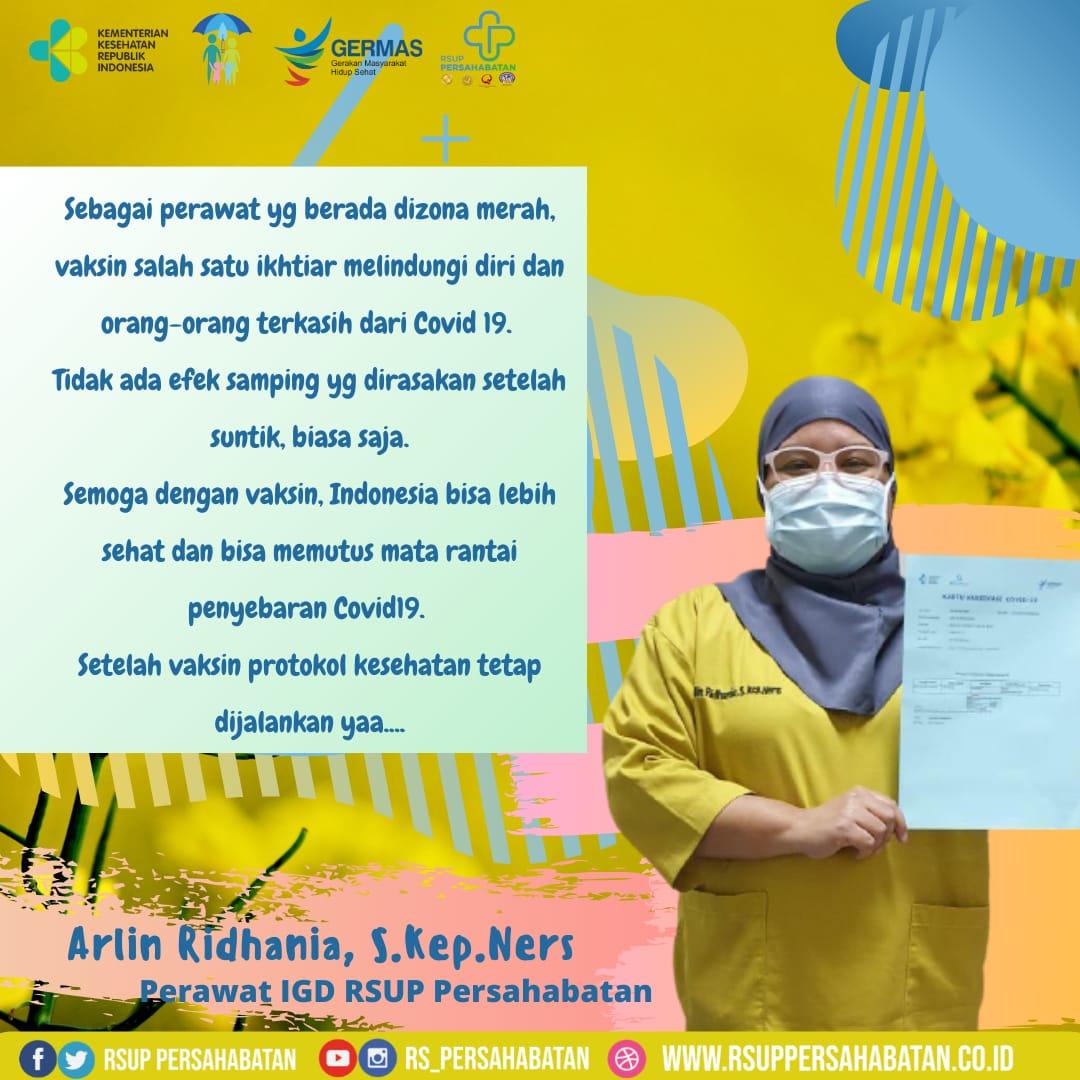 semoga dengan vaksinasi Indonesia lebih sehat dan bisa memutus rantai penyebaran covid 19